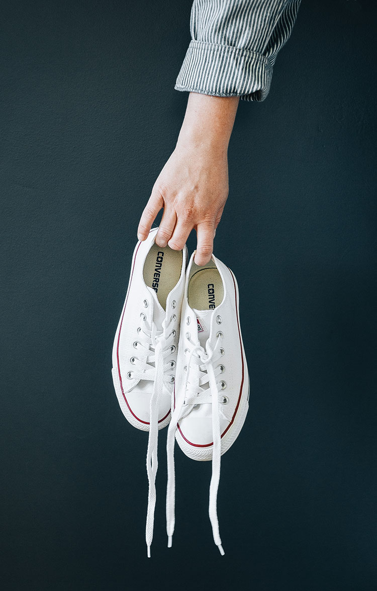 Must-have shoes for a minimalist