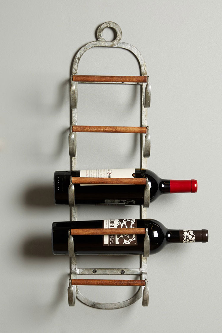 Jojotastic Chic Wine Storage For Small Spaces By Joanna