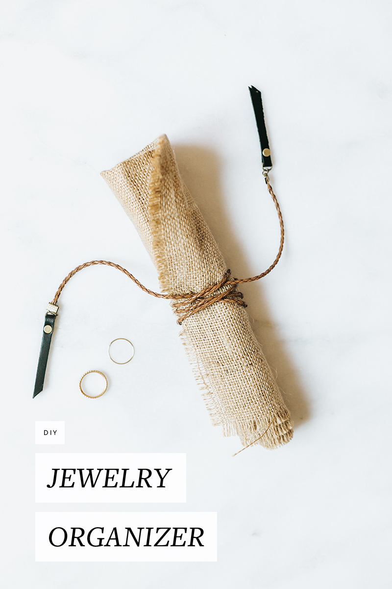 How To Make AJewelryRollPerfect For Traveling | Jojotastic