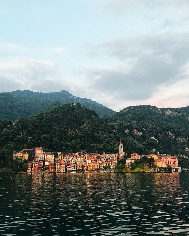Where to Stay on Lake Como