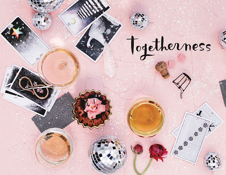 Recent Styling Work: 52 Lists for Togetherness by Moorea Seal + a giveaway! Enter to win a free copy of this new book and journal. #giveaway #journal #52lists #mooreaseal