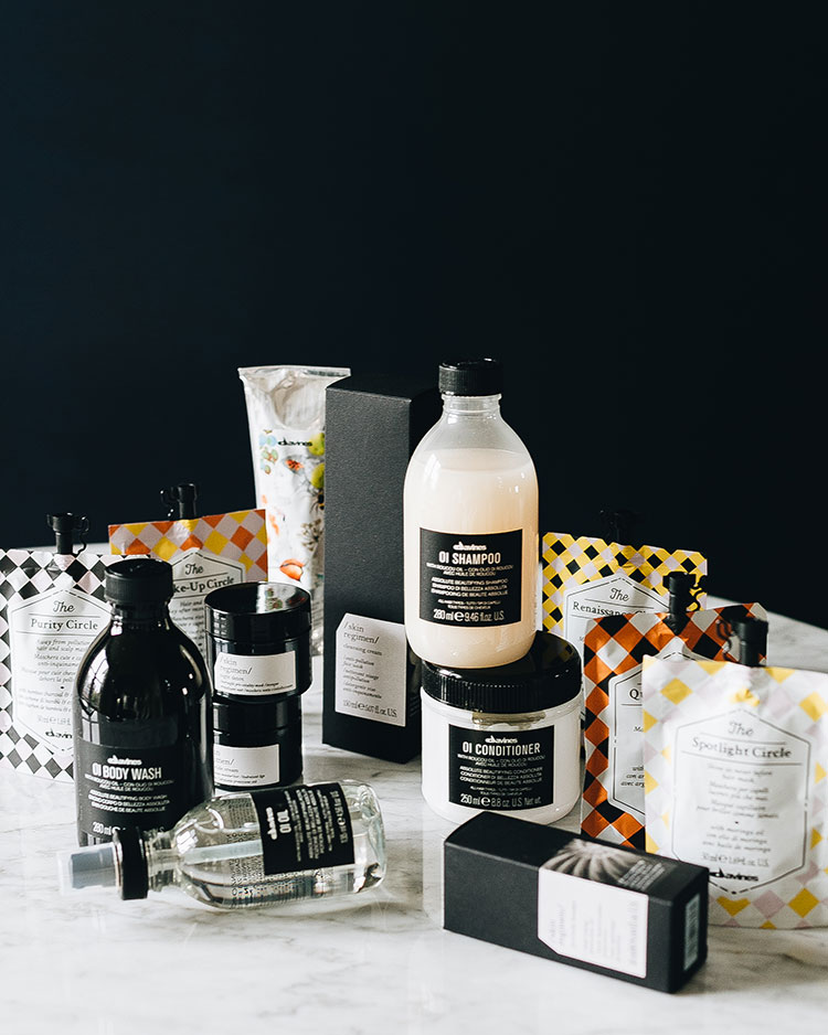 Jojotastic Reader Appreciation Week Giveaway: Davines + Weftend! Enter to win $800 of hair products and skincare products from @davinesofficial and Turkish towels from @weftend! #giveaway #entertowin #gratitude #grateful