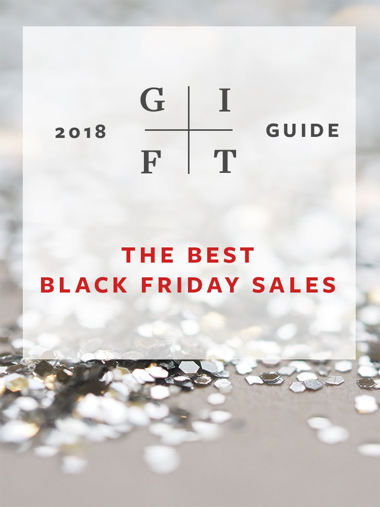 The BEST Black Friday Sales for 2018. #giftguide #sales #blackfriday #cyberweek #shopping #discounts #couponcodes