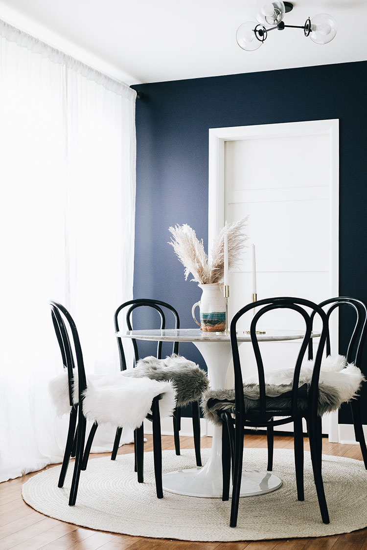 Our Dining Room Refresh (Before/After) with @eBay x @Havenly online interior design. #eBayHome #FillYourCartWithColor #HappeningOnEbay #Ad #smallspaces #tinyhouse #diningroom #beforeafter #makeover