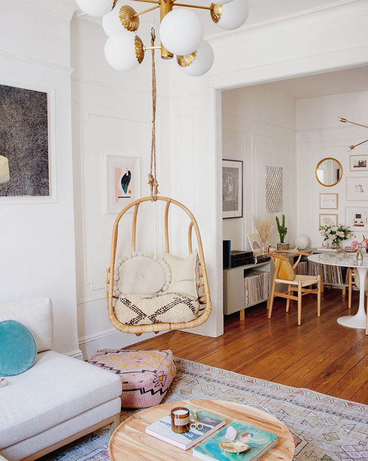 Small Space Squad Home Tour: Reserve Home @shopreservehome #smallspaces #tinyhouse #livesmall #smallspacesquad #hometour #housetour
