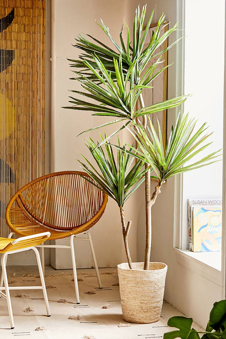 OMG... These Faux Indoor Plants are Shockingly Good & Convincing #plants #houseplants #lowlightplants #indoorgardening #smallspaces #tipsandtricks #tinyhome #decoratingwithplants #fauxplants #fakeplants #fakeindoorplants #fauxindoorplants