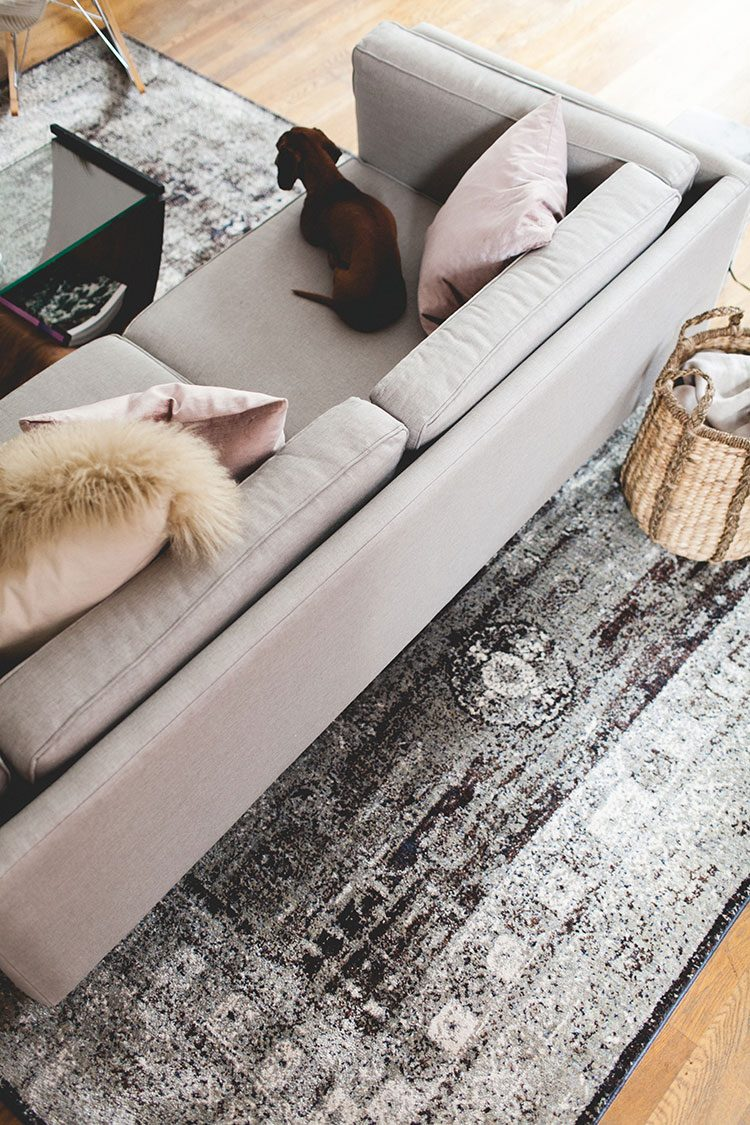 My Best Rug Styling Tips — AKA How To Look Like You Know What You're Doing! #homedecor #rugs #layeredrugs #moroccanrugs #persianrugs #vintagerugs #turkishrugs #stylingtips
