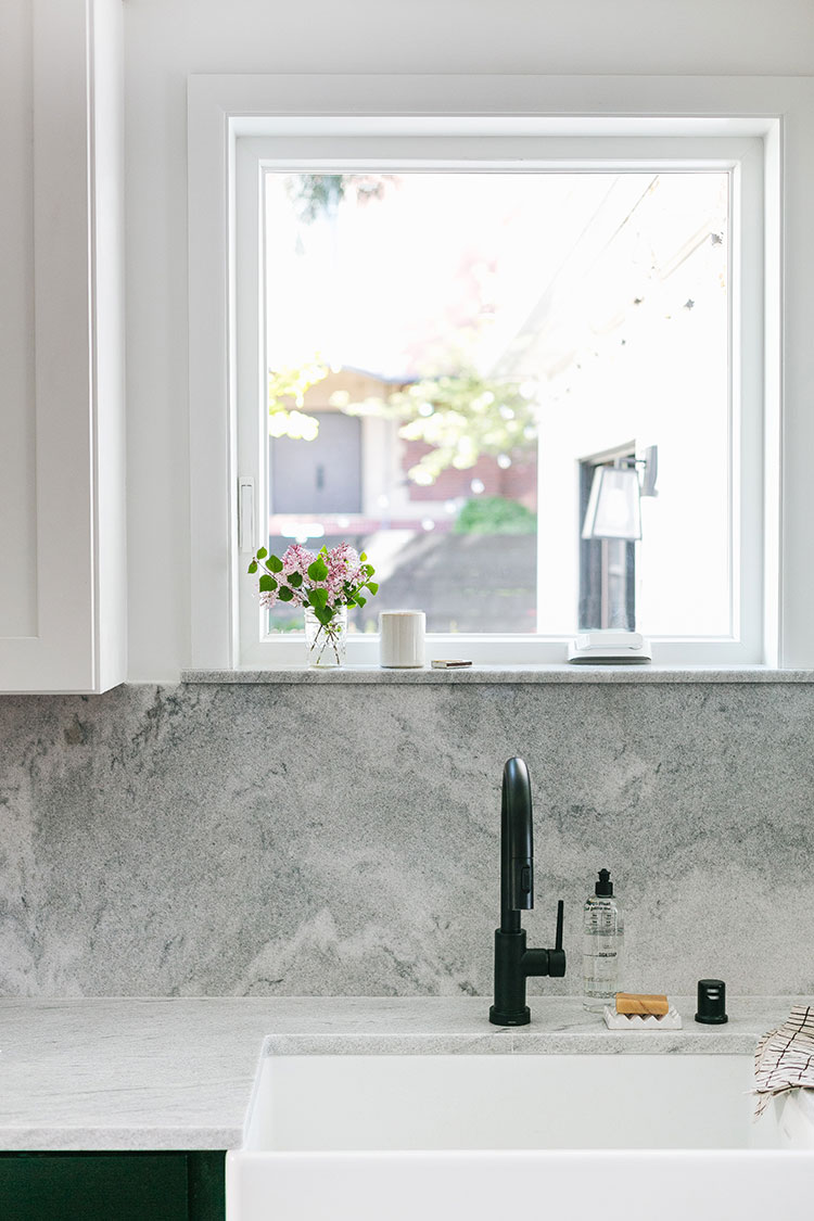 Everything You Need to Know about Selecting a New Milgard Window + a giveaway! See the before and after makeover of our @milgard window over the farmhouse sink in our kitchen renovation on jojotastic.com #ad #milgard #oldhouse #kitchen #kitchenrenovation #demoday #renovation #oldhome #oldhomerenovation #smallspaces #smallkitchen #kitchenrenovation #beforeafter #kitchenmakeover #kitchen #makeover #fixerupper