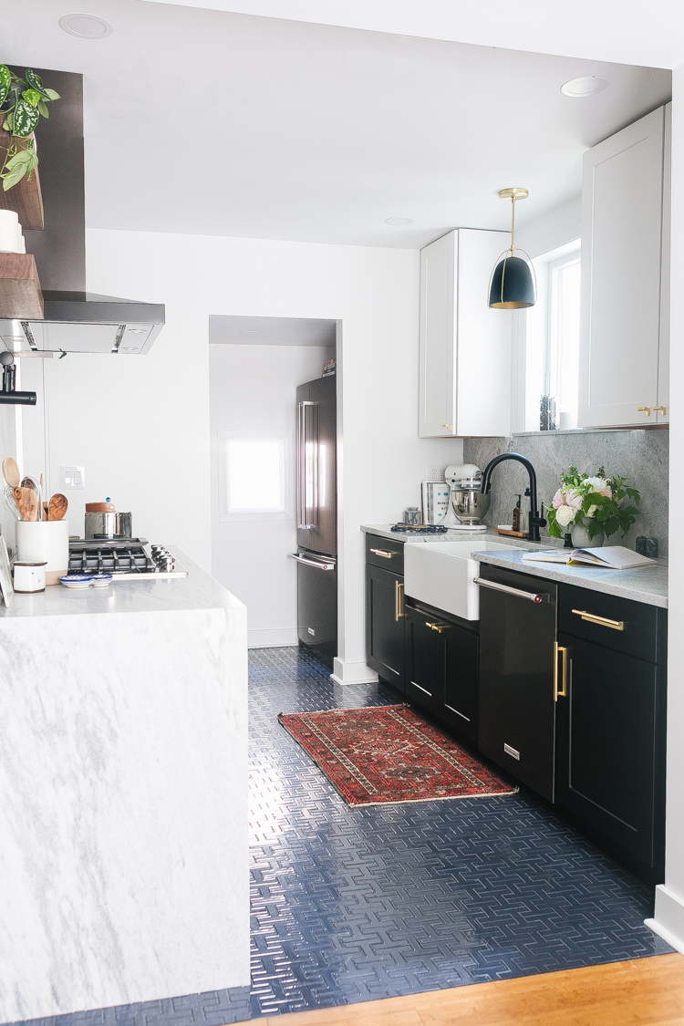 Our Tuxedo Kitchen Renovation Reveal Jojotastic
