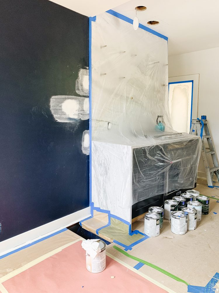 My Paintzen Review, aka My New Home Renovation Obsession!  @paintzen #ad #paintzen #renovation #renovationhacks #painting #howtopaint #interiorpainting #fixerupper