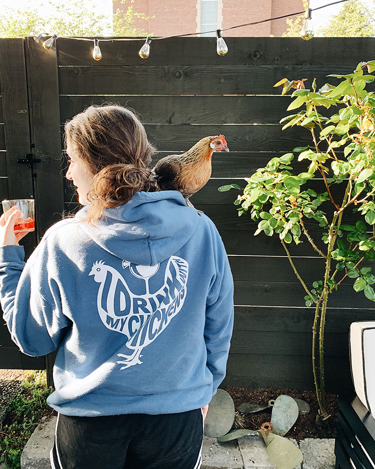 Q&A: Answering Your Questions about Our Backyard Chickens!  #urbanfarming #backyardchickens #chickens #fancychickens #chickencoop #chickenkeeping #Q&A #questionandanswer