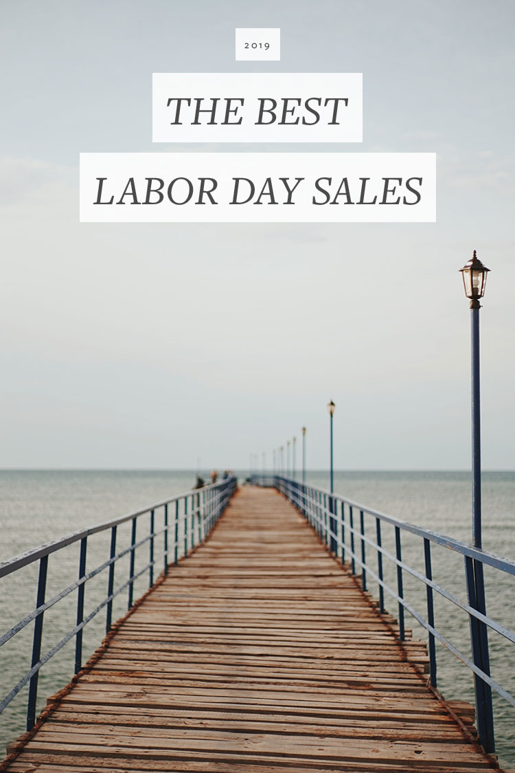 The BEST Labor Day sales! Clothing, accessories, beauty, home decor, appliances, all with HUGE discounts and markdowns for the summer sales. #sales #shopping #laborday #summersale #labordaysales