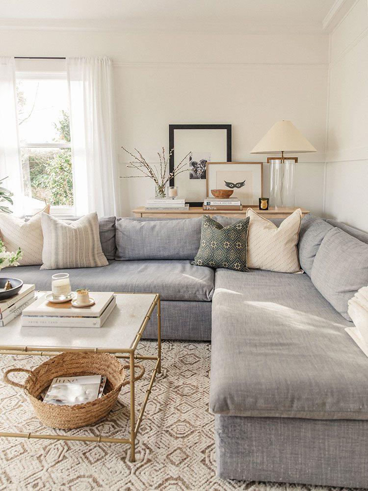 Small Space Squad Home Tour: Inside the California Cool Home of Harlowe James @harlowejames #smallspaces #tinyhouse #livesmall #smallspacesquad #hometour #housetour #minimalist #minimalism #boho #bohemian #bohostyle #californiacool #neutralhome #neutralinteriors