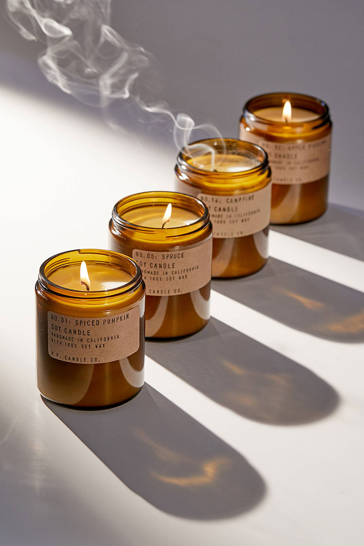Embrace All Things Hygge W These Cozy Fall Scented Candles Jojotastic