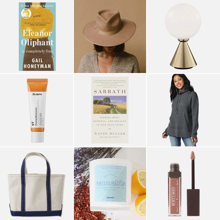 9 things of note: Joanna's Favorite Things from September 2019. including Lack of Color hat, Dr. Jart priming moisturizer, must-read books, CBD oil candle, boat and tote, Burt's Bees natural liquid lipstick and MORE! #thingsofnote #shopping #shoppingguide #musthaves