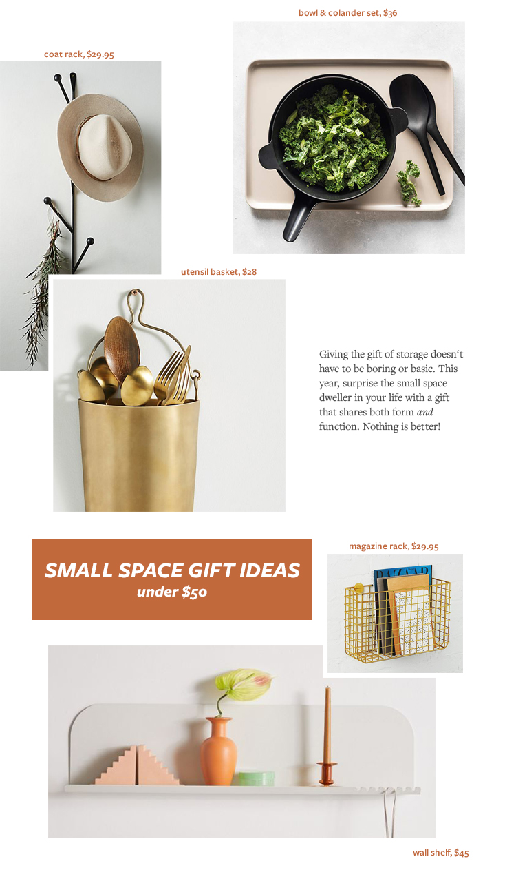 Functional and Stylish Small Spaces and Tiny Homes Gift Ideas, Gift Guide for Christmas & Holidays 2019 via jojotastic.com #giftguide #giftidea #giftgiving #gifts #presents #christmaspresents #christmasgiftideas #christmasgift #smallspaces #tinyhome #tinyhouse #smallspace #apartment #functionalgifts