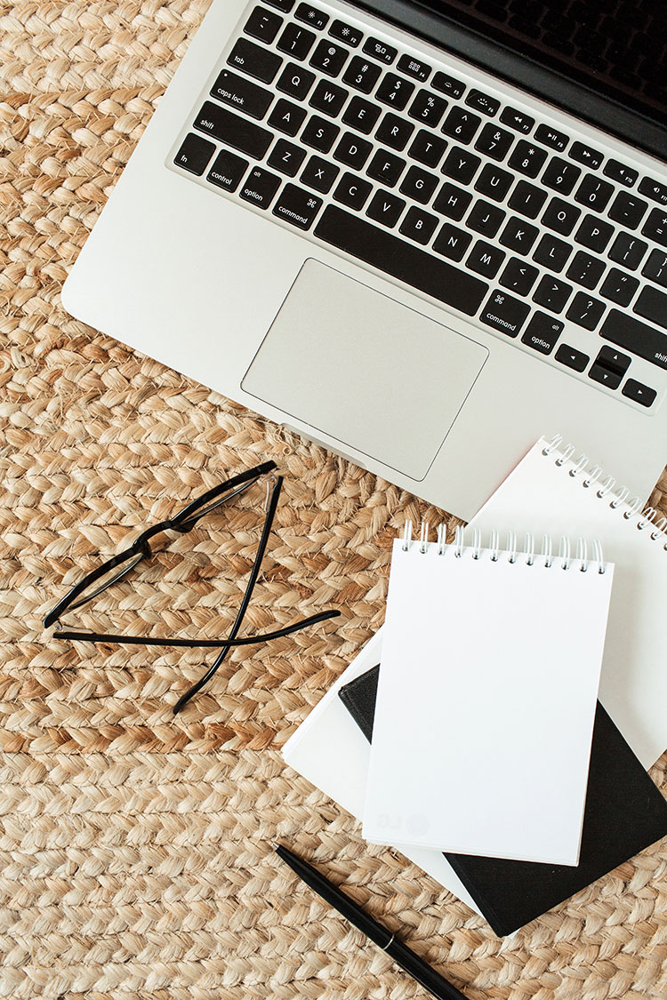 Are you working from home unexpectedly? These 8 tips will help you be more productive while working out of your home office. How to Be More Productive When Working from Home (8 Tips That Work for Me!) #workfromhome #WFM #productivity #productivityhack #freelancingtips