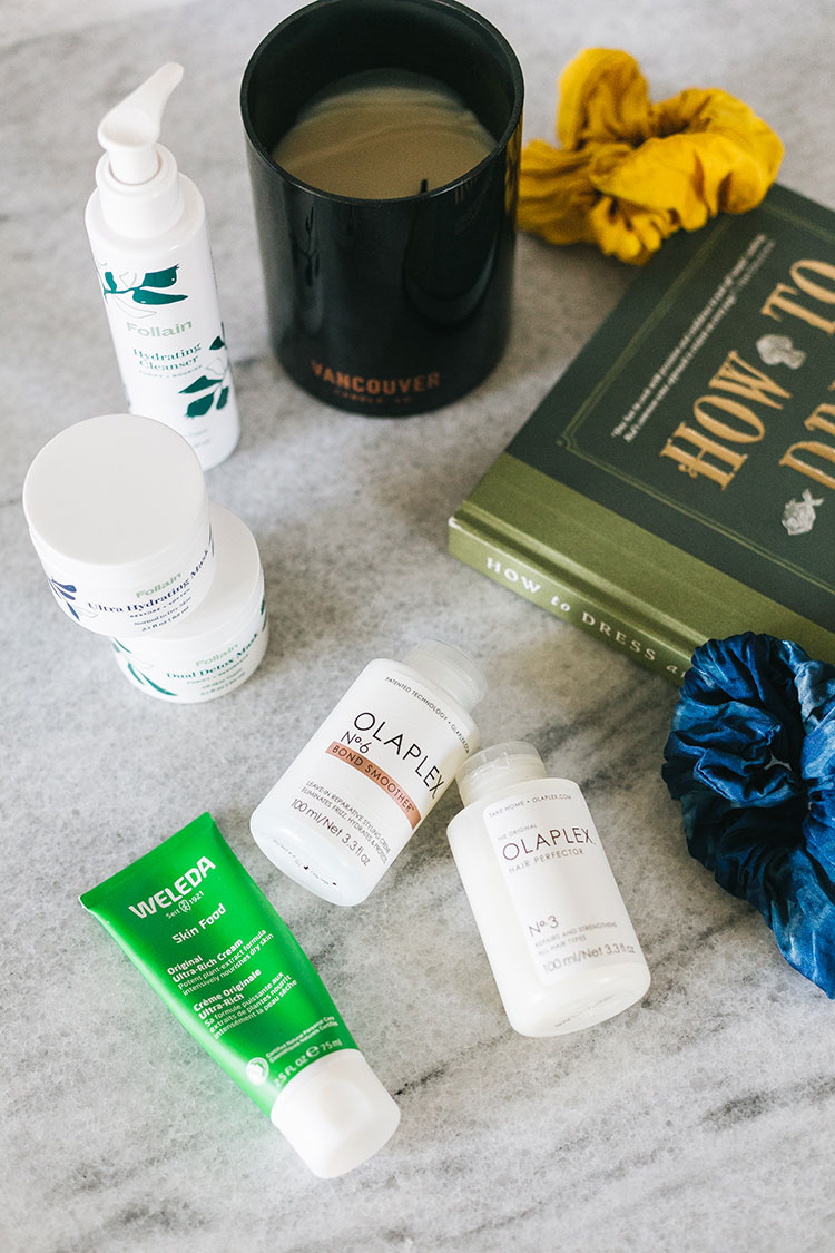 Joanna's Things of Note from March 2020 (including Olaplex, Follain, Vancouver Candle Co. & more) #thingsofnote #shopping #shoppingguide #musthaves #favoriteproducts