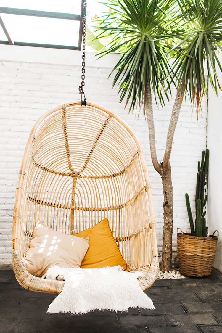 Shopping for outdoor furniture and decor? Check out my list of the BEST sources including some really great budget-friendly options! Review of CB2, World Market, Article, Urban Outfitters, and Target patio furniture. #outdoorfurniture #outdoordecor #interiordesign #patio #deck