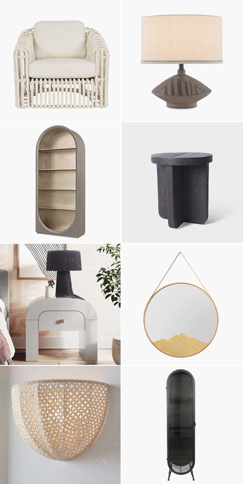 25 New Designs Seen and Loved at High Point Market — home decor and furniture inspiration and trends from Style Spotter Joanna Hawley-McBride #HPMKT #hpmktSS #highpointmarket #furnituretrends #designtrends