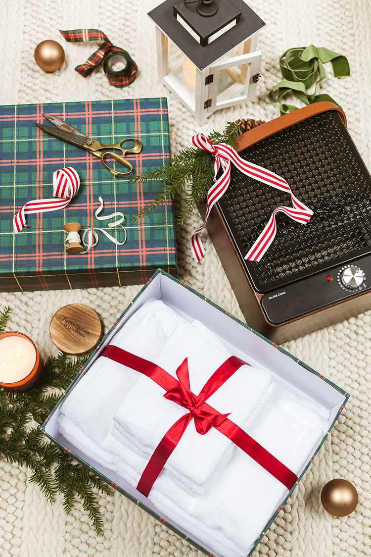 What's your Christmas eve tradition? I shared mine on the blog today in partnership with @bhglivebetter exclusively @walmart to share two thoughtful gift ideas for the men in my life (my husband and my father-in-law!) #BHGlivebetter #walmart #betterhomesandgardens #AD
