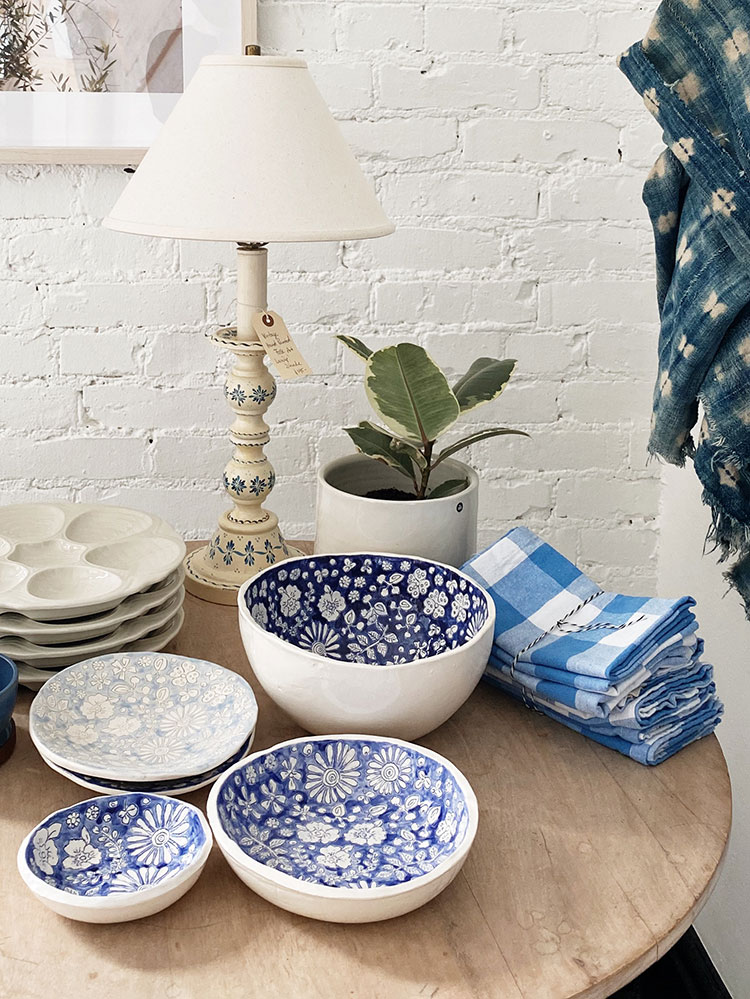 3 Blogger-Owned Shops I'm Obsessed With including Shop Coco Kelley, Restoration House Shoppe, and Tuesday Made for one of a kind, vintage and found objects and new gift ideas