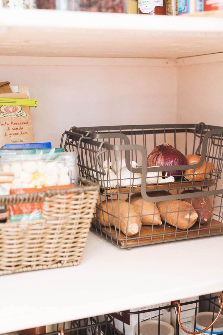 My Updated & Organized Pantry Makeover with @bhglivebetter @walmart with stylish and affordable food storage, organization tools, risers, turntables, bins, baskets and more. Shop the post & learn more on jojotastic.com #BHGlivebetter #walmart #betterhomesandgardens #AD