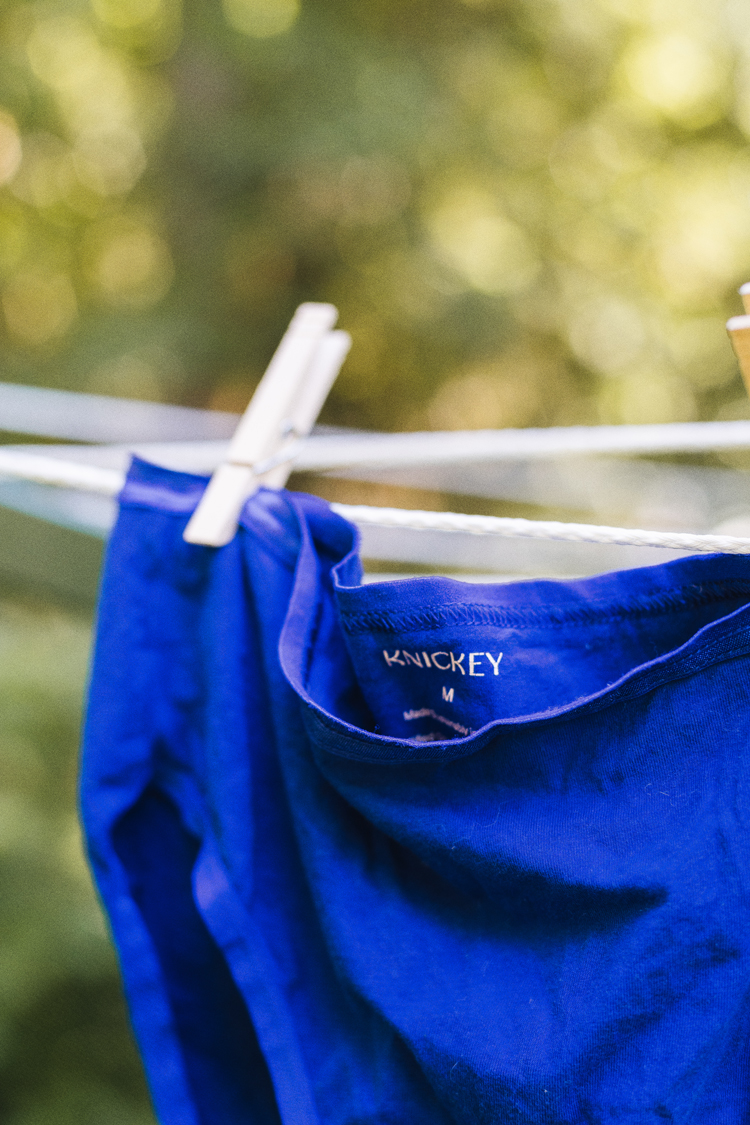 My unbiased and unfiltered review of Knickey underwear including the bikini and high-rise underwear! tips and tricks from a textile designer and fabric expert to help you be a more informed consumer and better shopper. Full review including washability, inclusivity, fit, sustainability and ethical practices.
